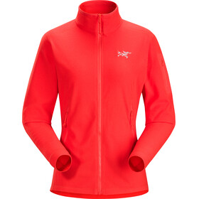 Arc'teryx Delta LT Jacket Women Hard Coral